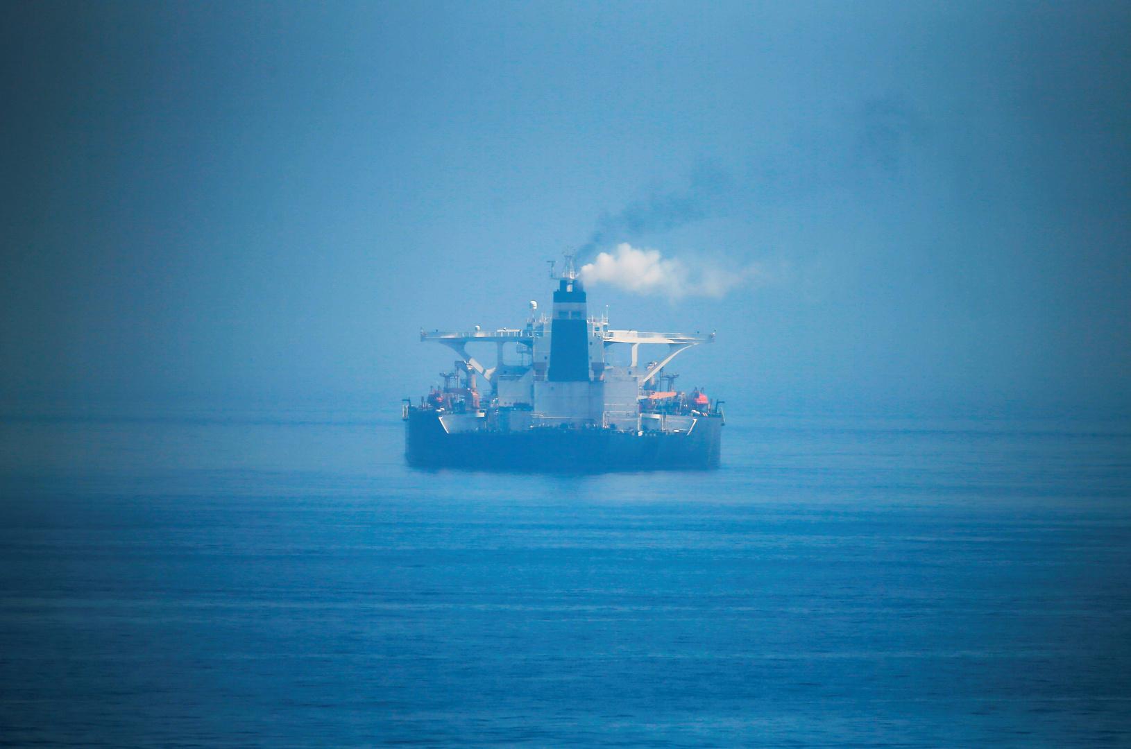 ناقلة النفط الإيرانية غريس 1، أرشيف