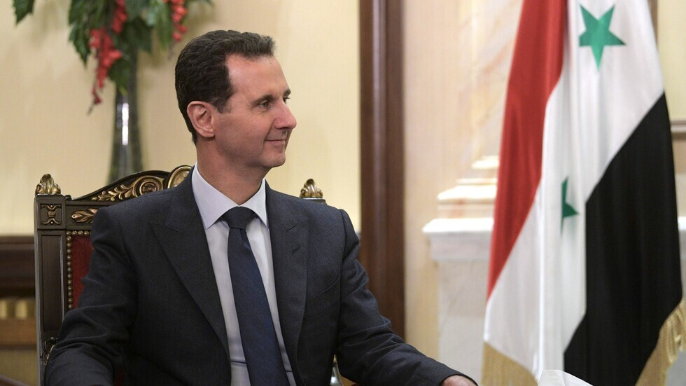 الرئيس السوري، بشار الأسد.