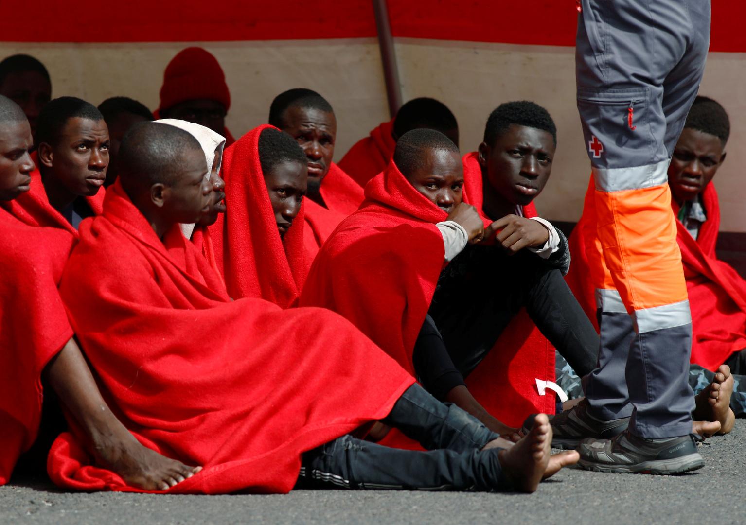 خفر السواحل الإسباني يعلن إنقاذ 49 مهاجرا قبالة جزيرة جران كناريا
