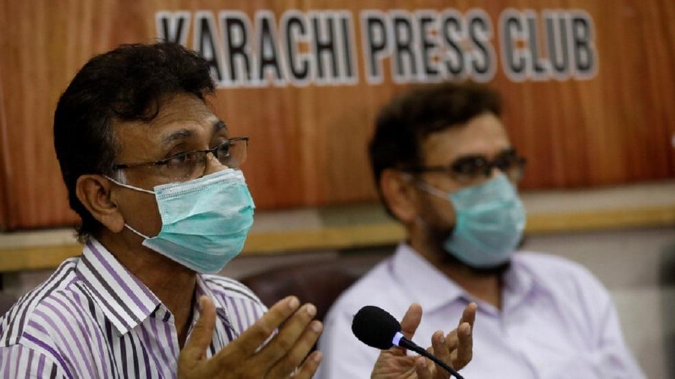 باكستان.. ارتفاع حصيلة الإصابات بكورونا إلى 41.1 ألف حالة