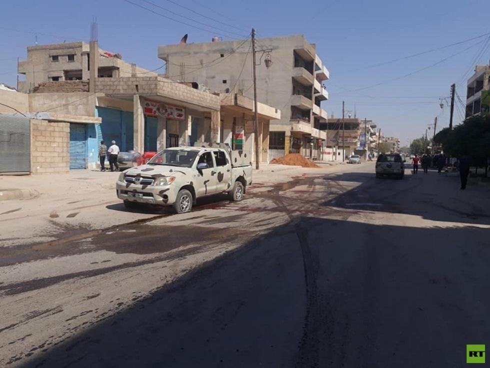 مقتل مزارع سوري برصاص تركي (صورة)