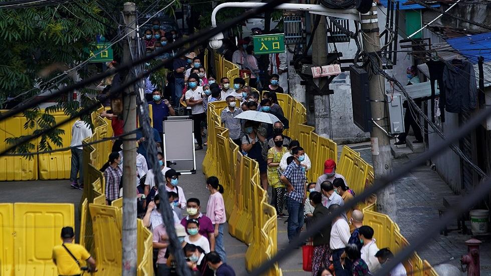 ووهان الصينية تجعل فحوص كورونا مجانية لسكانها