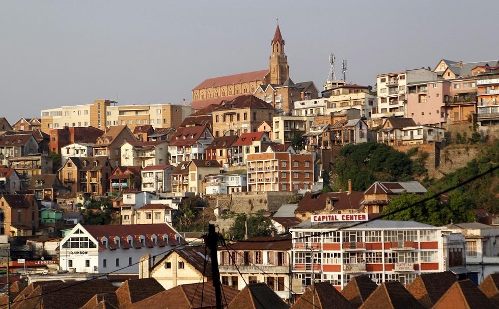 أنتاناناريفو عاصمة مدغشقر