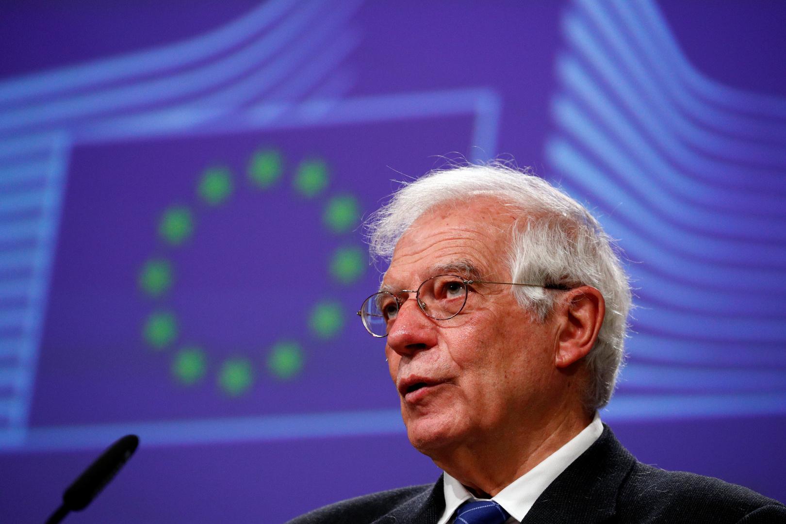 الاتحاد الأوروبي يجدد رفضه للخطط الإسرائيلية لضم أراض فلسطينية