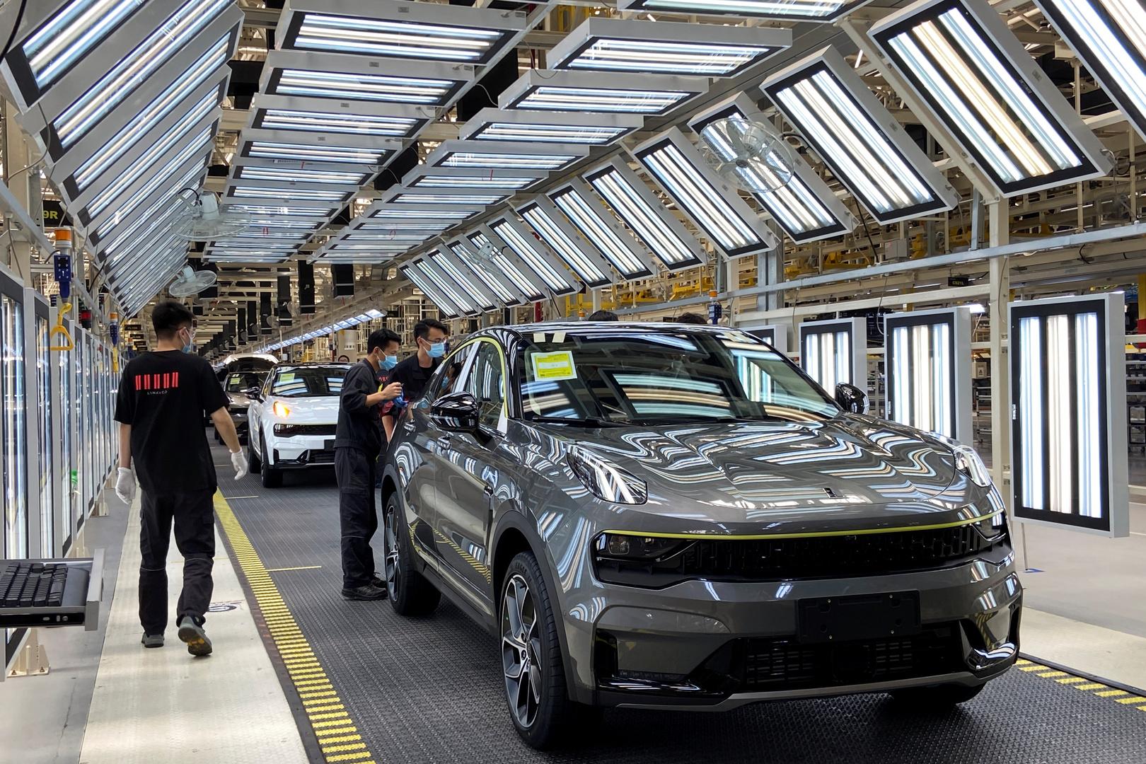 تراجع مبيعات السيارات الأوروبية