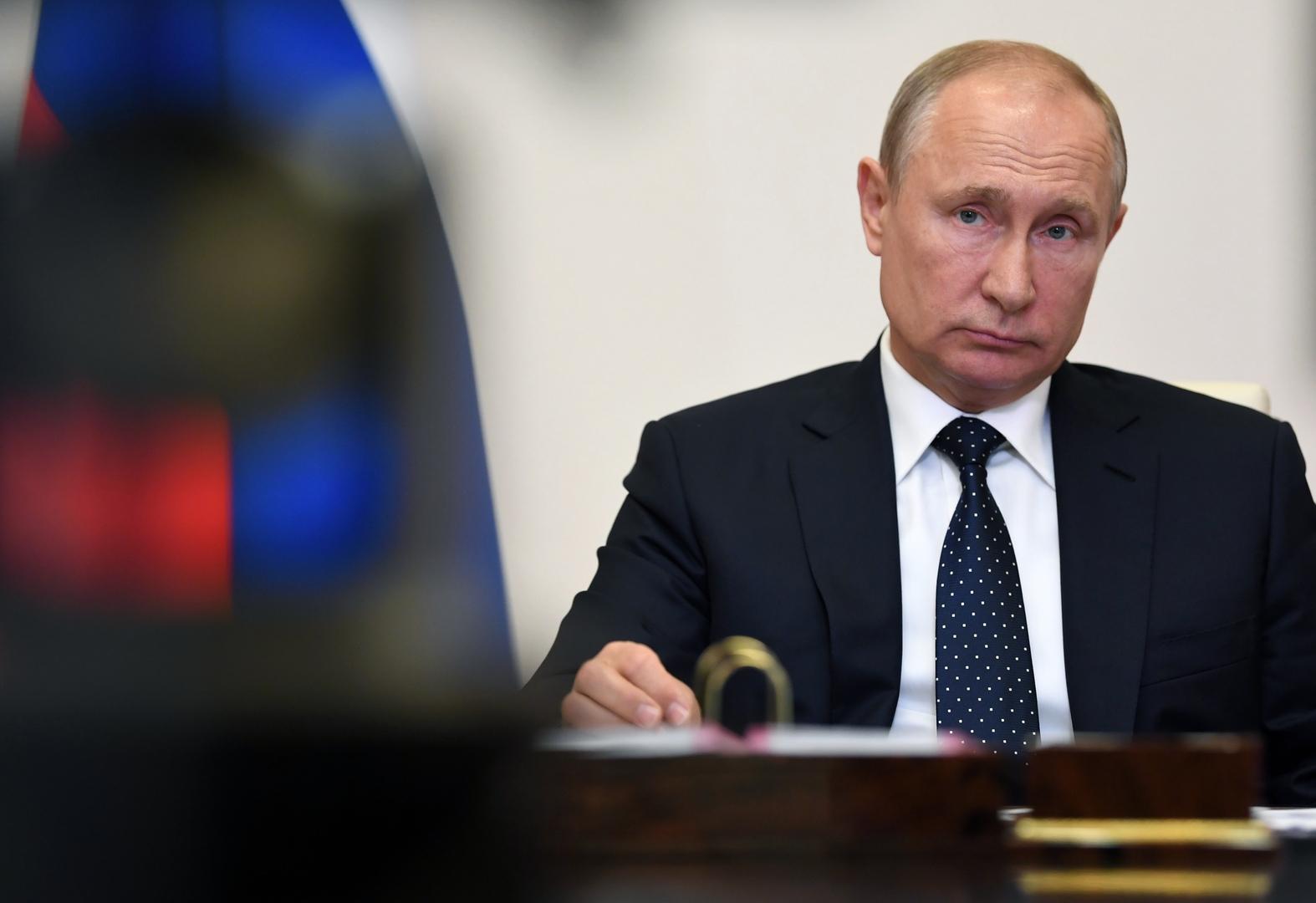بوتين: الاتحاد الأوراسي بحاجة إلى إنشاء مرافق جديدة لضمان الأمن الغذائي