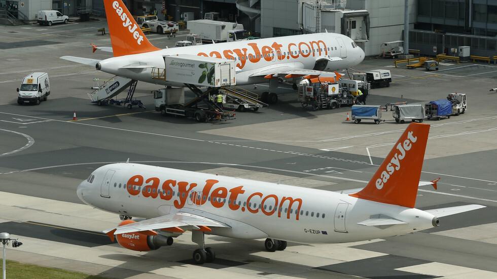 طائرات تابعة لشركة الطيران