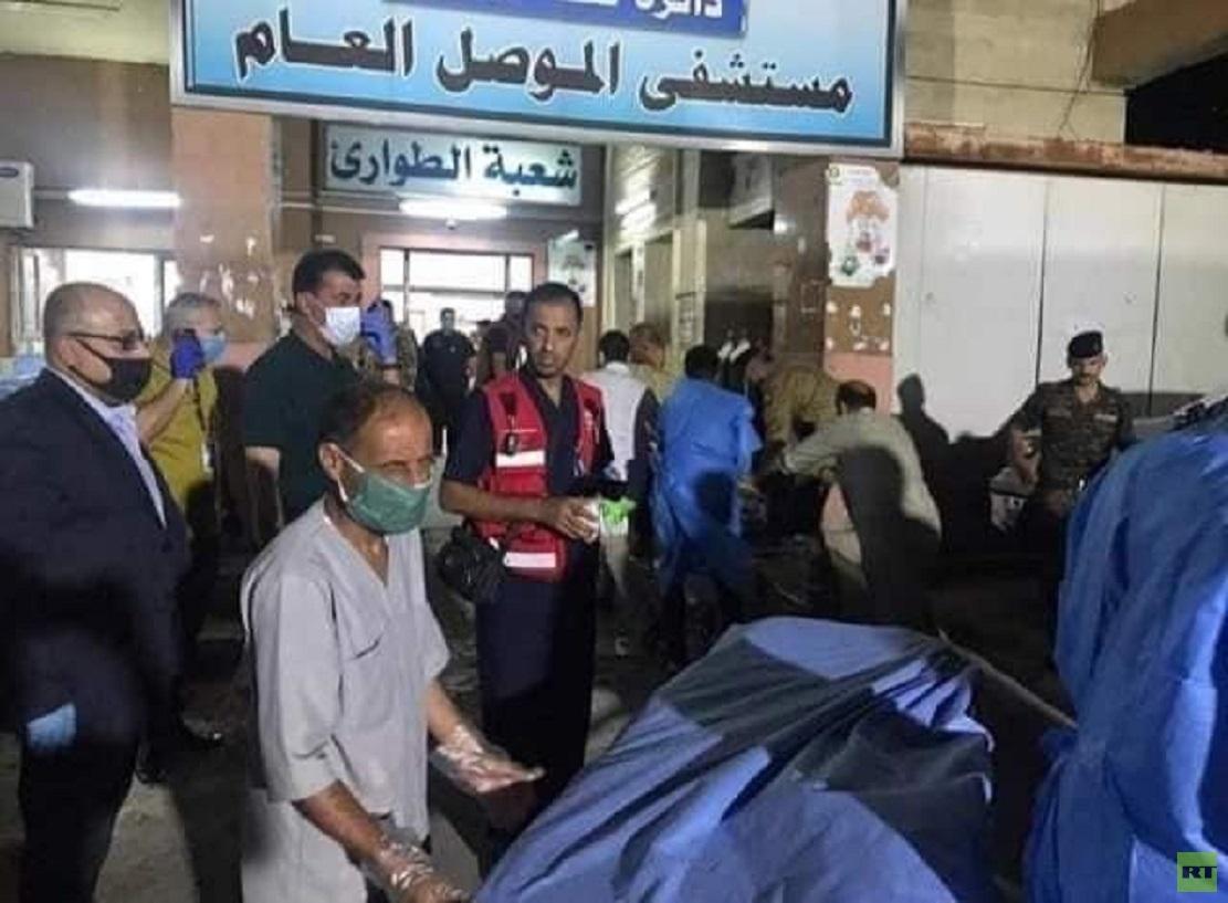 تسمم أربعين شخصا في الموصل بسبب وجبة إفطار جماعي