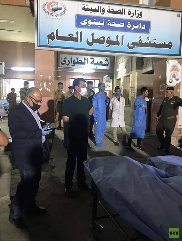 العراق.. تسمم أربعين شخصا في الموصل بسبب وجبة إفطار جماعي