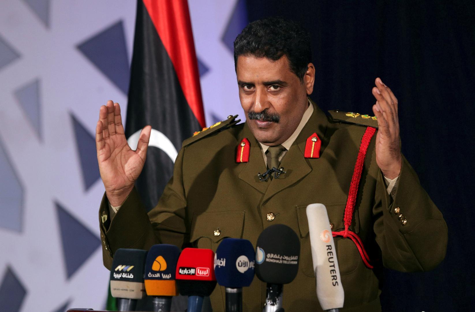ليبيا.. الجيش يتراجع 3 كيلومترات عن طرابلس ويدعو إلى وقف سفك الدماء