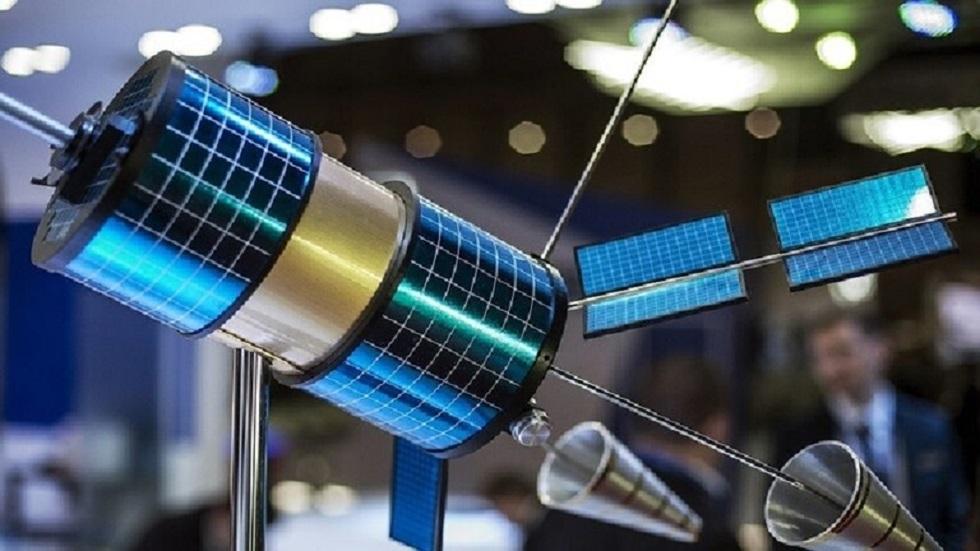 منظومة أقمار صناعية روسية من الجيل الجديد للاتصالات