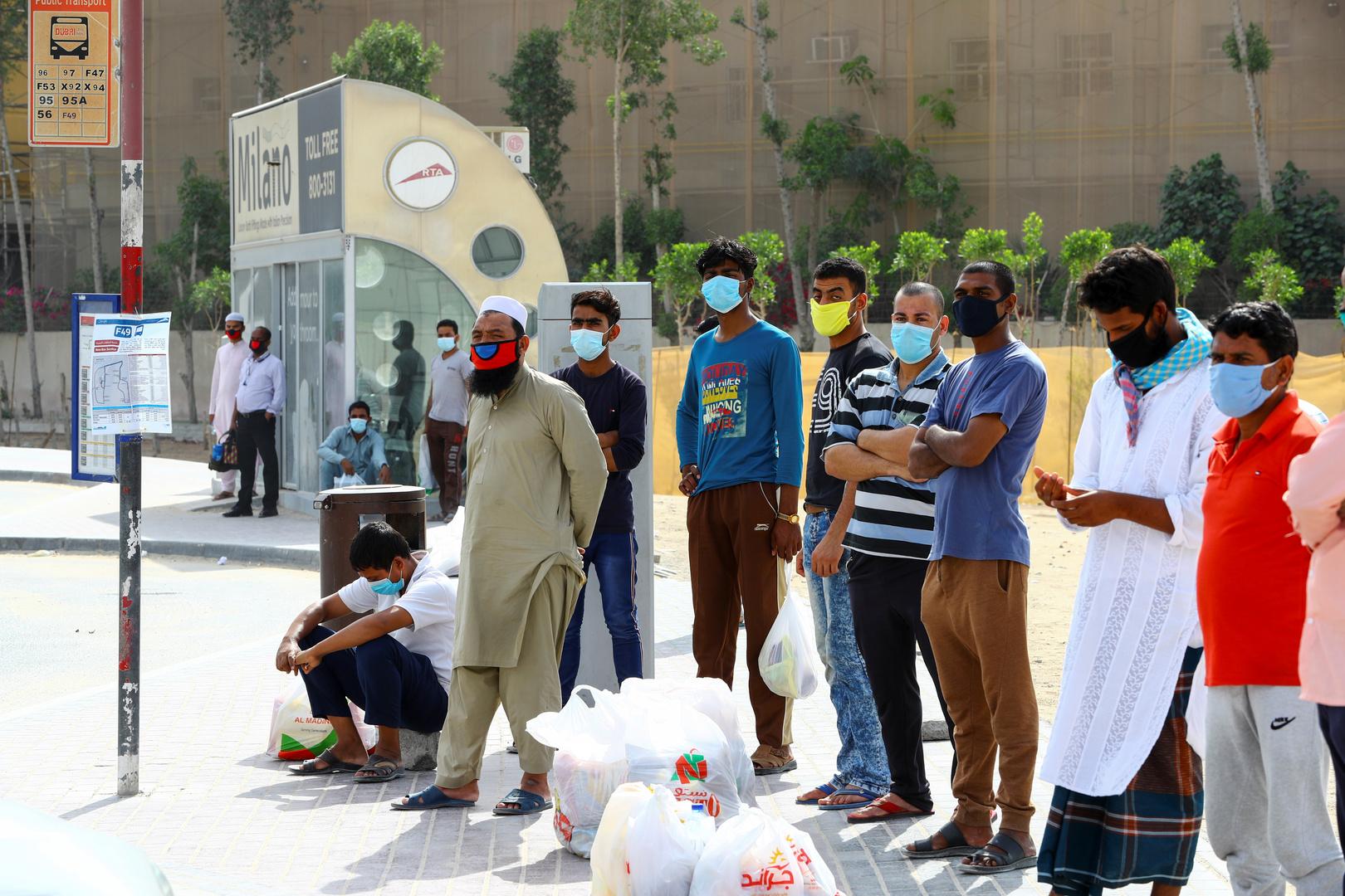 الهند ترسل فريقا طبيا إلى الإمارات للمساعدة في أزمة كورونا