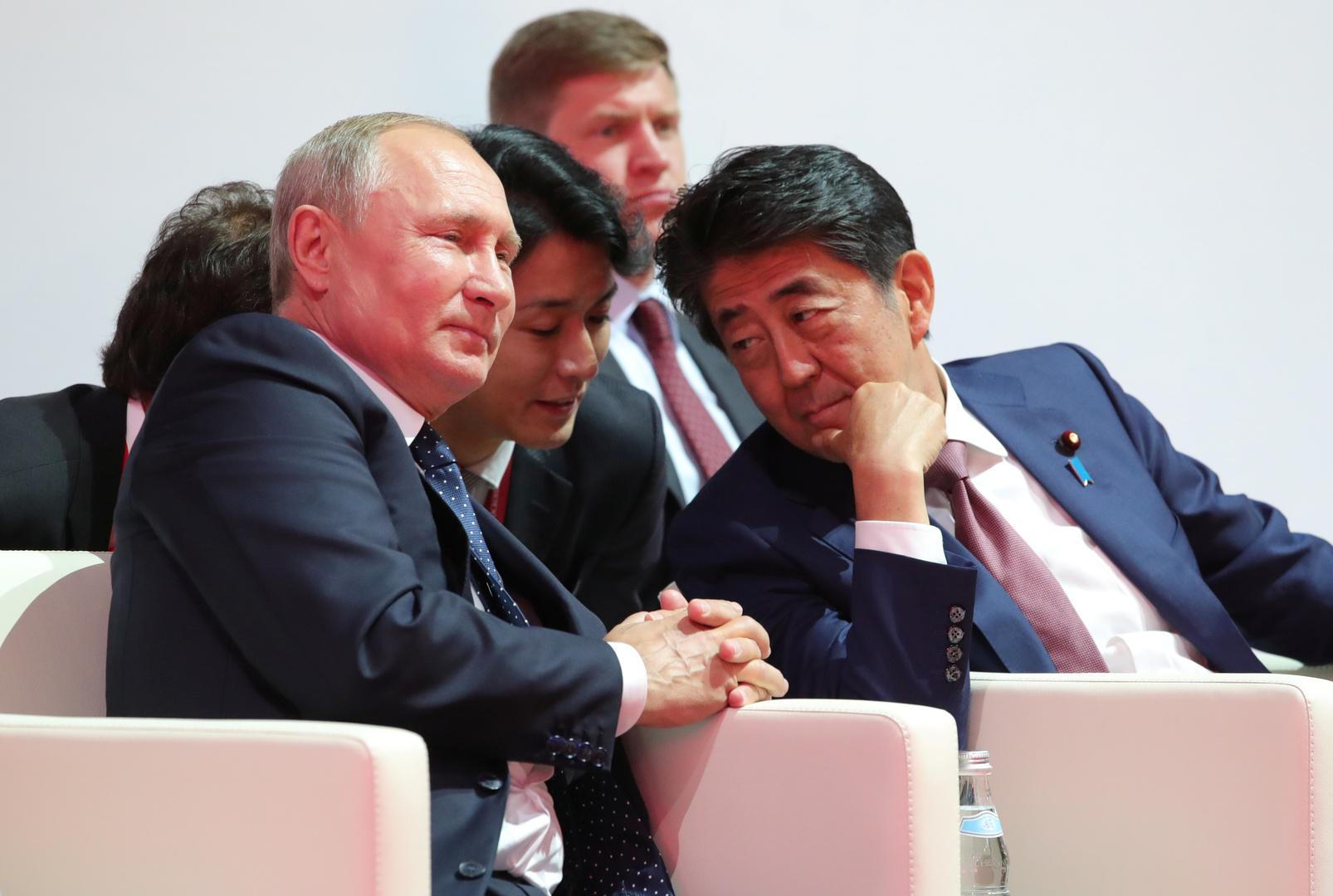 اليابانيون ينتظرون من روسيا أن تركع وتعطيهم جزر الكوريل