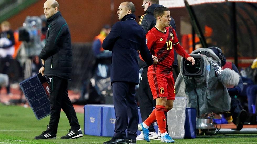 رسميا..مارتينيز يمدد عقده مع الاتحاد البلجيكي