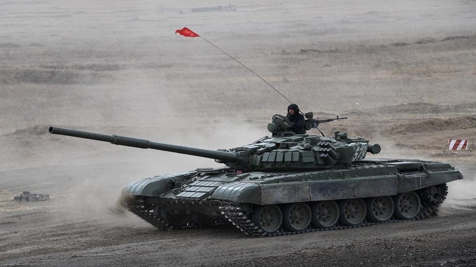 الجزائر تتخلى عن شراء الدبابات الأوكرانية -