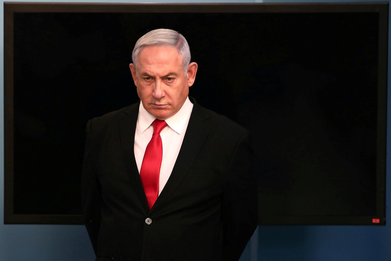 القضاء الإسرائيلي يطلب من نتنياهو الحضور شخصيا إلى محاكمته
