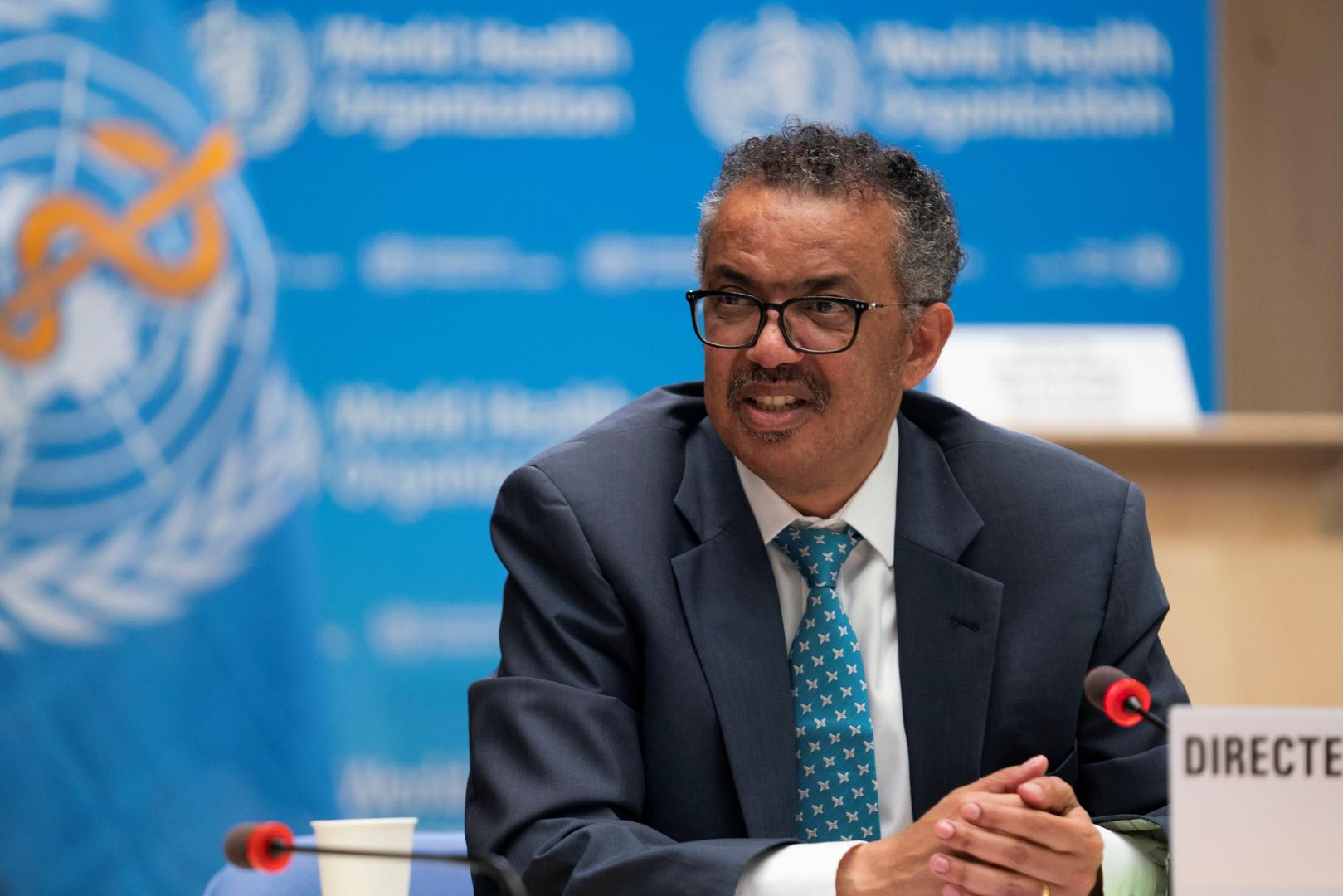 منظمة الصحة العالمية: تسجيل أكبر ارتفاع لإصابات كورونا في يوم واحد