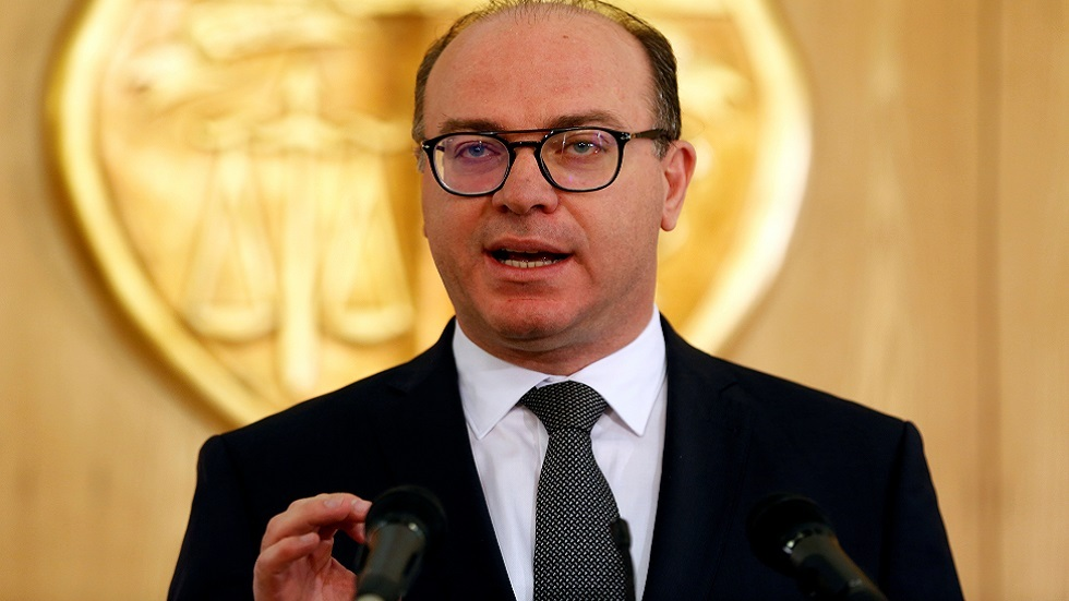 رئيس الحكومة التونسية إلياس الفخفاخ (صورة أرشيفية)