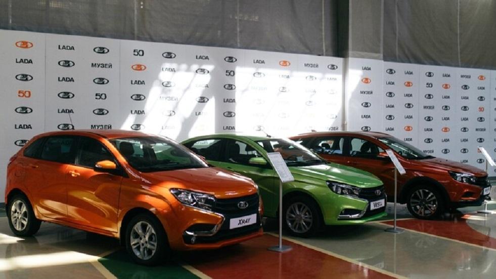 الحكومة الروسية تخصص نحو 360 مليون دولار لدعم صناعة السيارات
