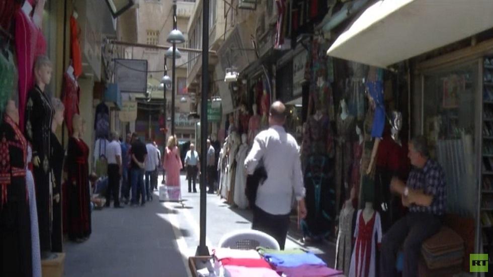 حظر تجوال شامل في الأردن لمواجهة كورونا