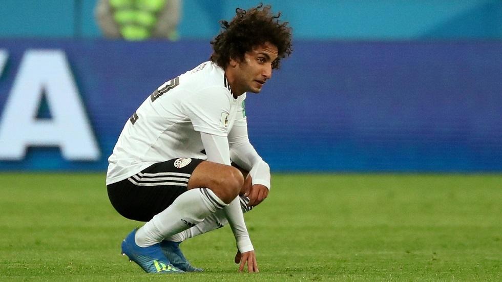 بعد حادثة الاعتداء.. عمرو وردة يستعد لخوض التدريبات مع باوك