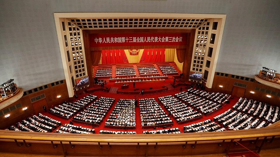 توتر في هونغ كونغ على خلفية تشريع أمني صيني جديد