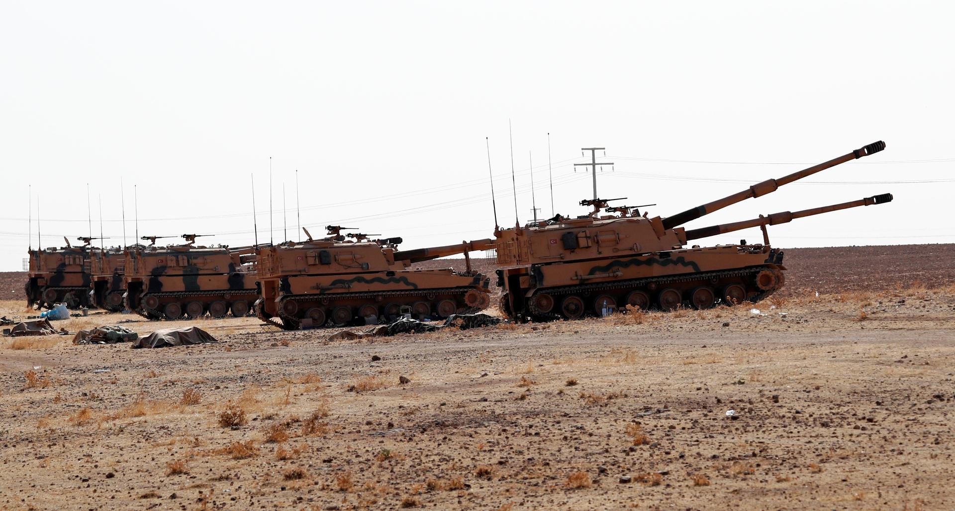 أردوغان يطهر جيشه في منتقدي الولايات المتحدة