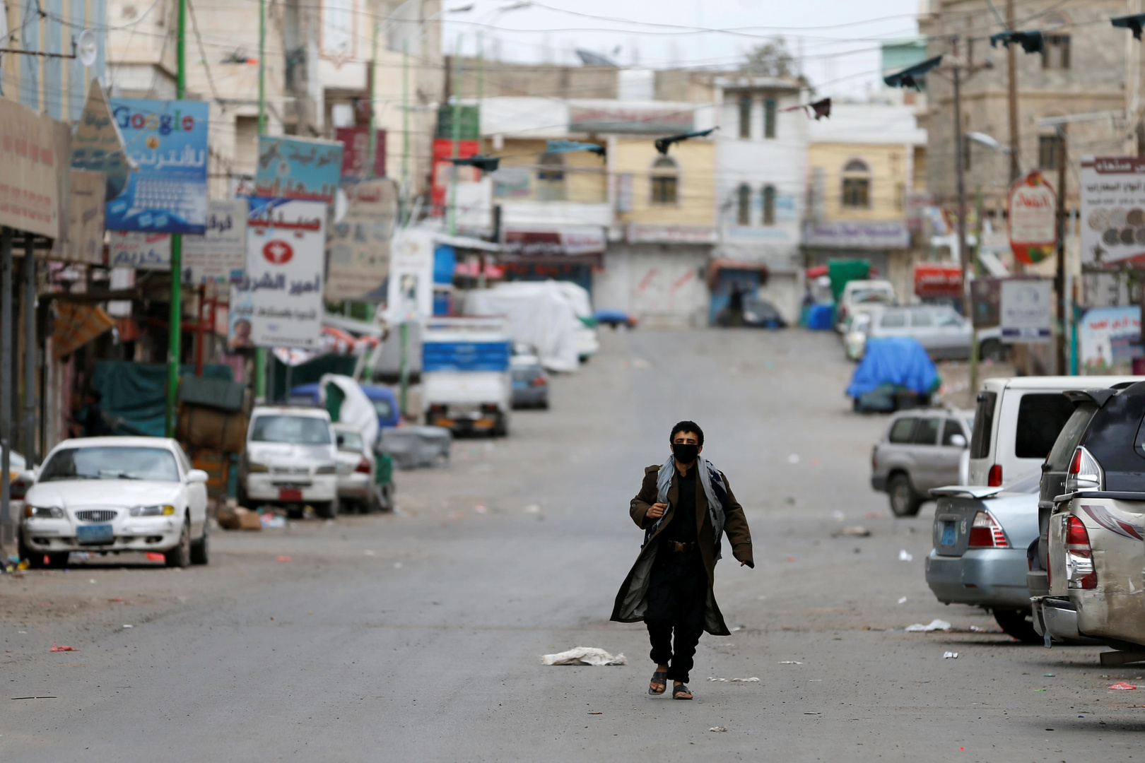 الأمم المتحدة: نفترض أن كورونا تفشى على نطاق واسع في اليمن والبلاد على حافة الكارثة