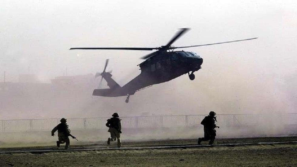 قوات أمريكية بالقرب من الحدود العراقية السورية- أرشيف
