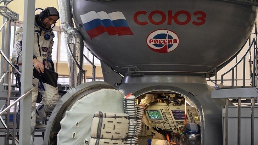 استئناف تدريب رواد الفضاء الهنود في روسيا