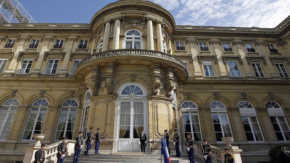 فرنسا ودول أوروبية أخرى تعلق على انسحاب واشنطن من معاهدة