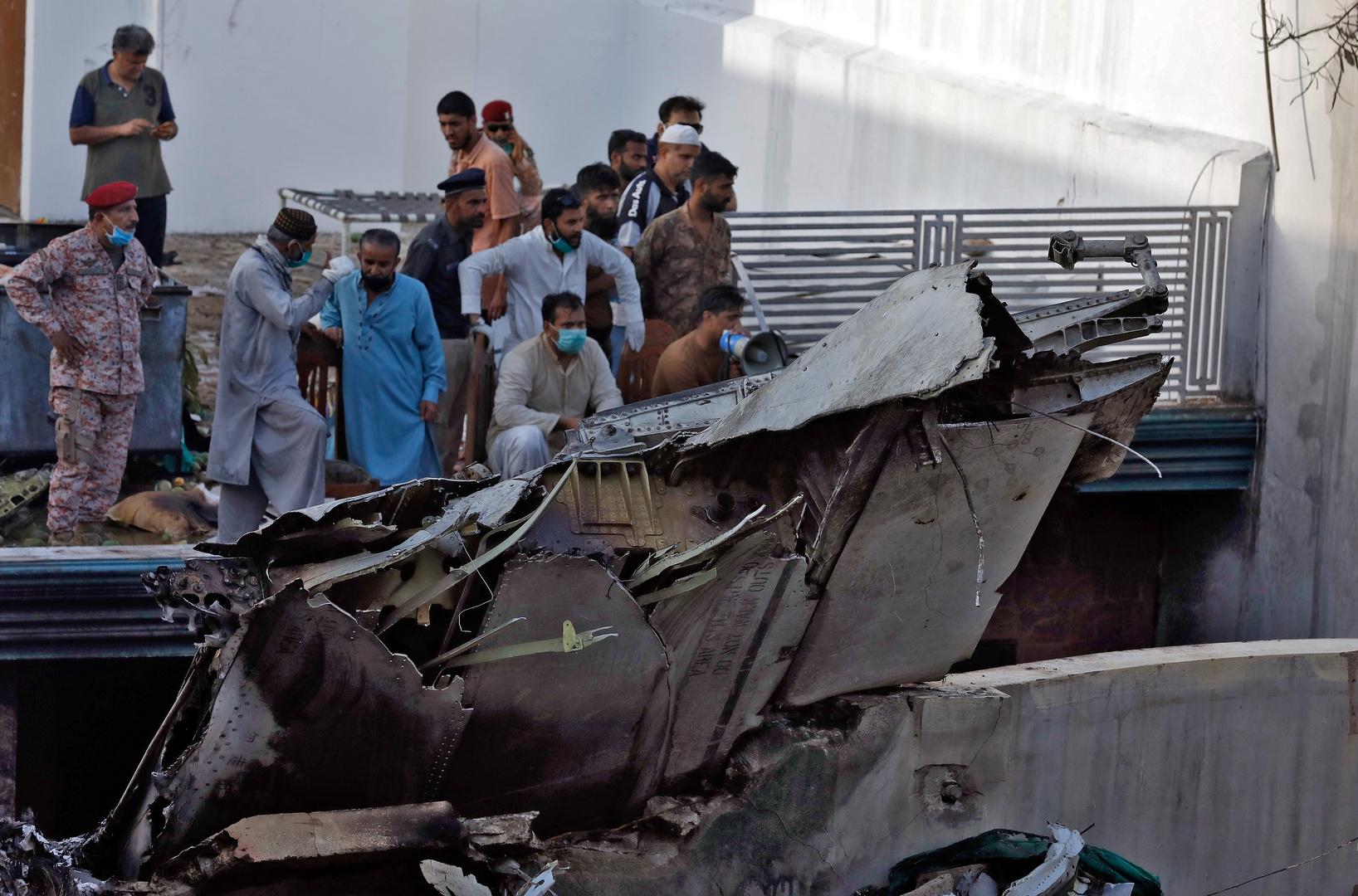 تسجيل لآخر اتصال مع الطائرة الباكستانية المنكوبة يسلط الضوء على أسباب الكارثة