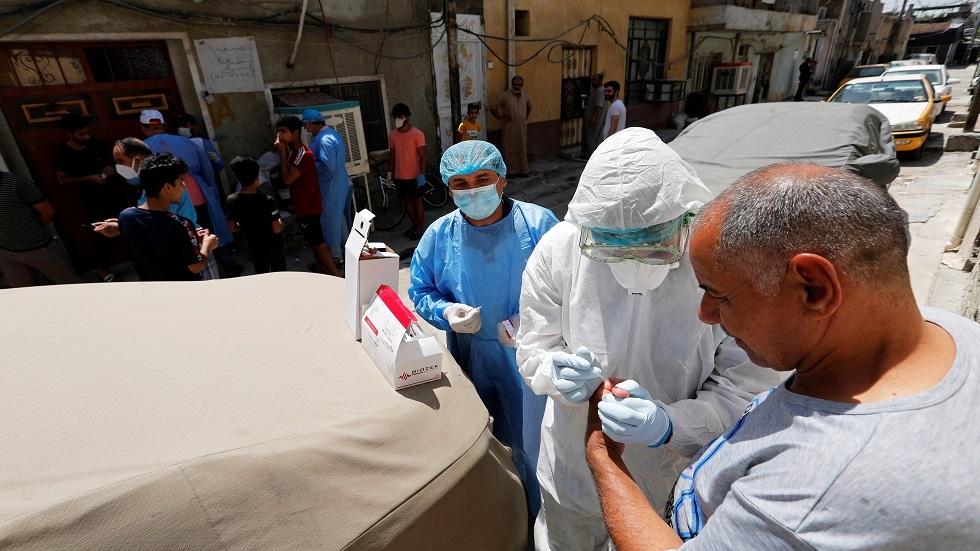 العراق يسجل 87 إصابة جديدة بكورونا و7 وفيات