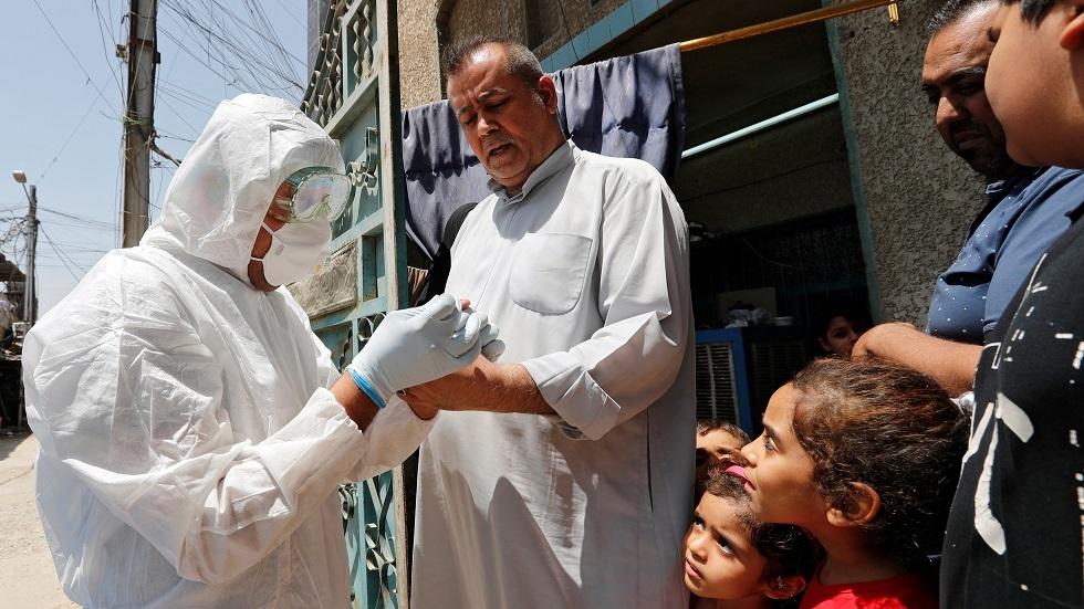 العراق.. حقوق الإنسان تقدم مقترحا للسيطرة على كورونا عبر البطاقة التموينية