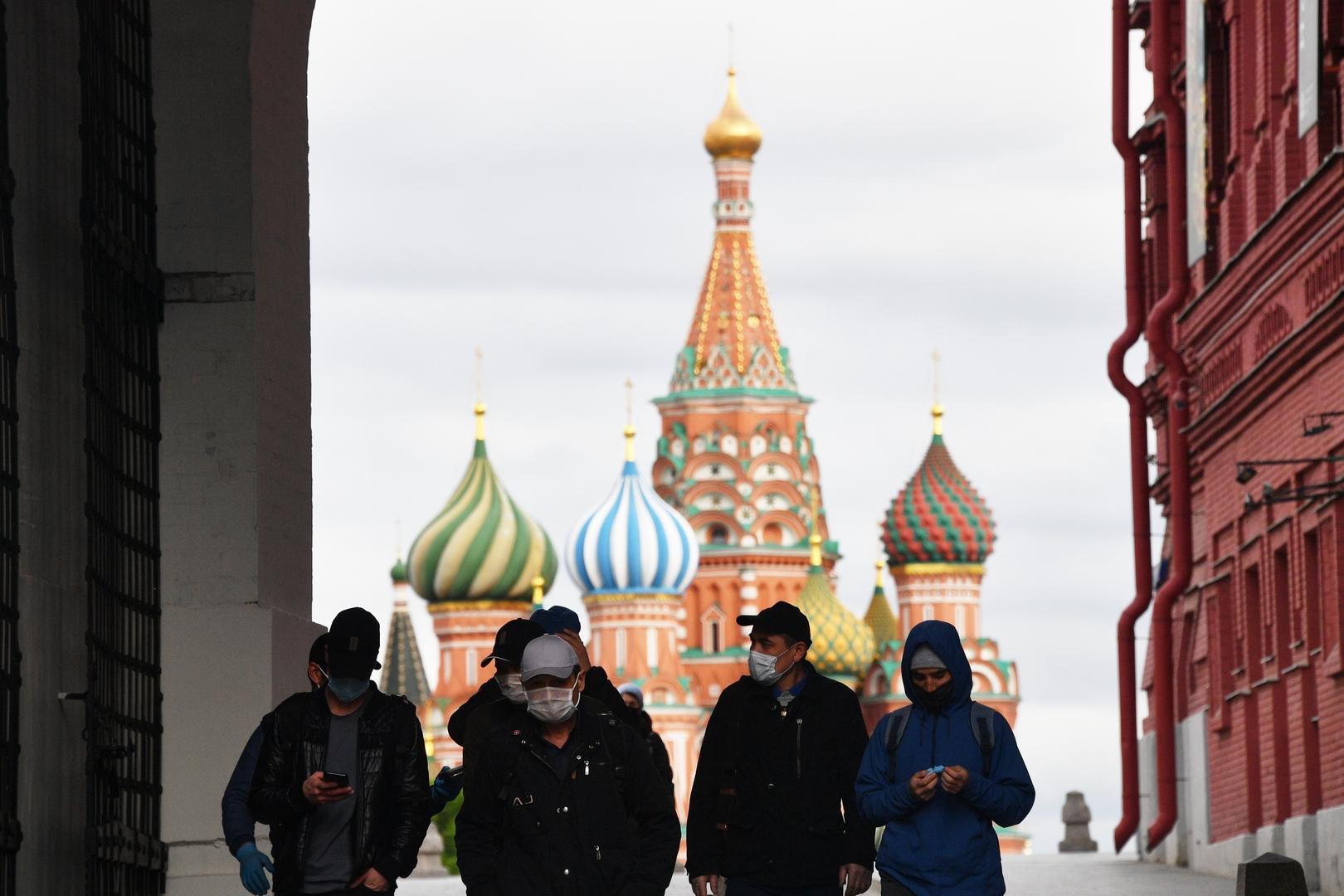 موسكو.. وفاة 67 مصابا بكورونا وإجمالي الوفيات 1934