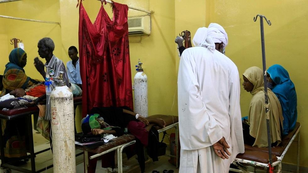 المستشفيات في السودان - أرشيف