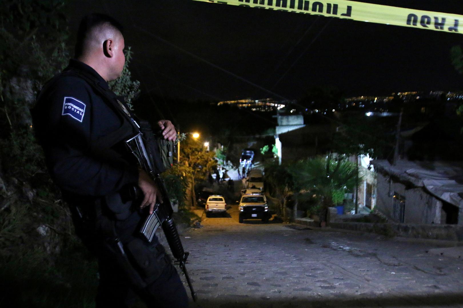 قتلى وجرحى باشتباكات عنيفة في سجن مكسيكي