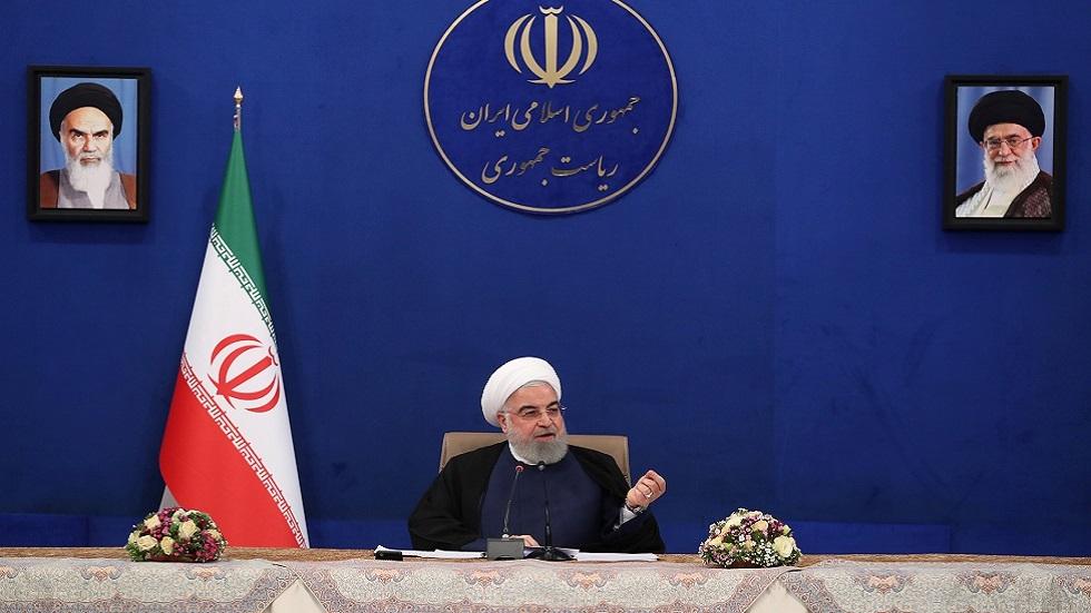 روحاني: نستبعد الحصول على لقاح ضد كورونا خلال عام ودحر الوباء يكون عبر التقيد بالإرشادات الصحية