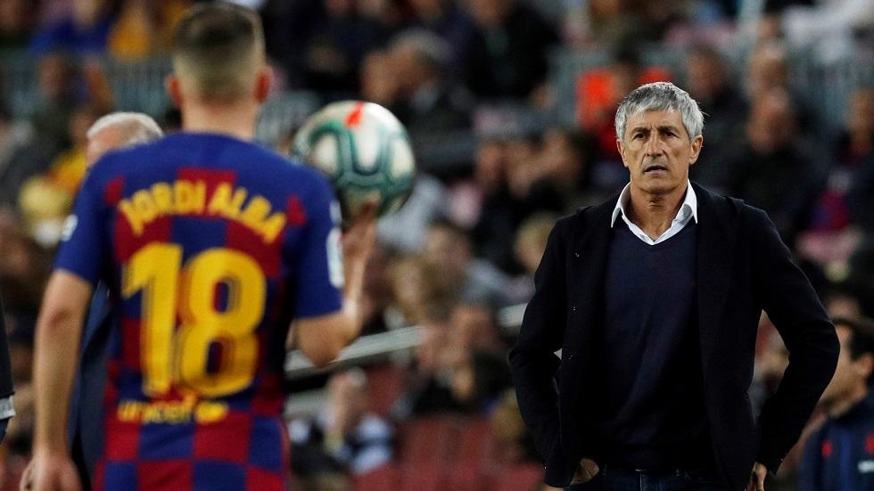 مدرب برشلونة يعلن موقفه من عودة نيمار