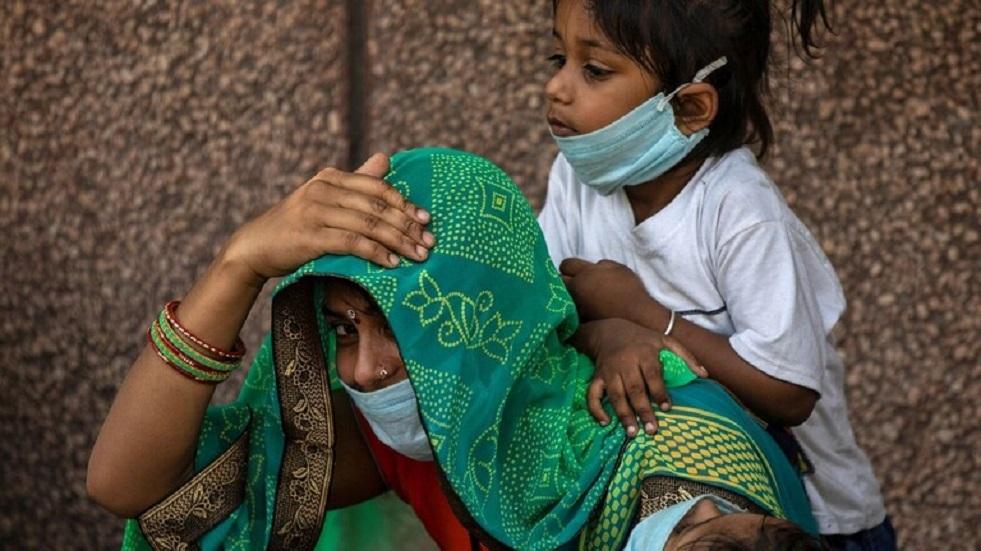 الهند.. 6654 إصابة جديدة بكورونا في أعلى زيادة يومية