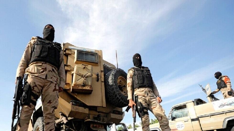 وزارة الداخلية المصرية تروي تفاصيل عملية سيناء