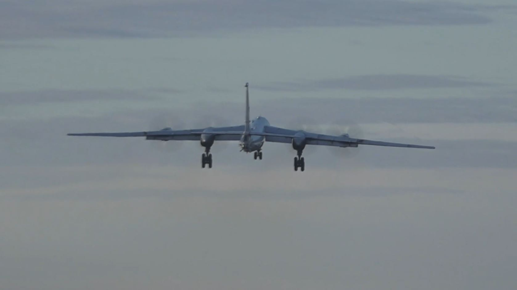 طائرات مضادة للغواصات تابعة لوزارة الدفاع الروسية تحلق فوق المحيط الهادئ!
