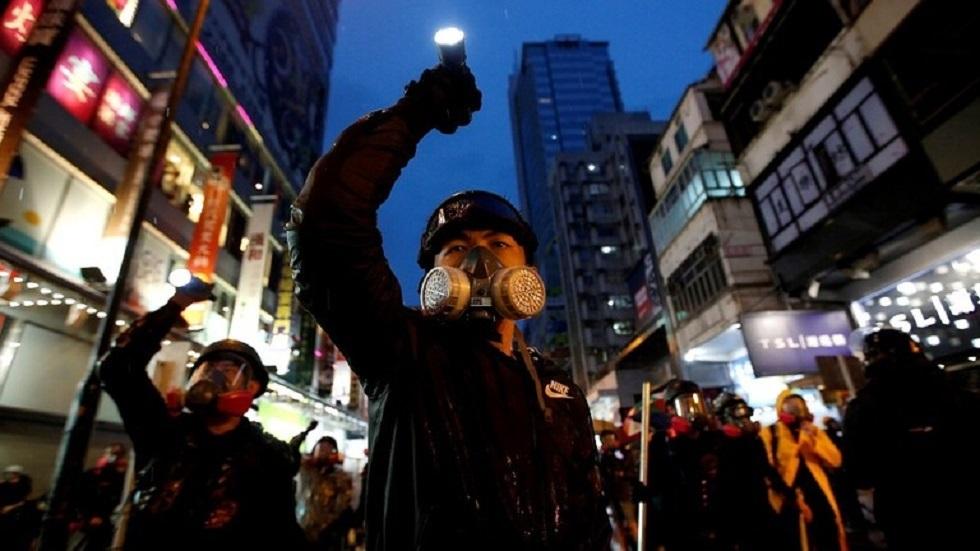 زعيم هونغ كونغ السابق: الصين قد تنشئ جهاز مخابرات للمدينة بموجب قانون أمني جديد