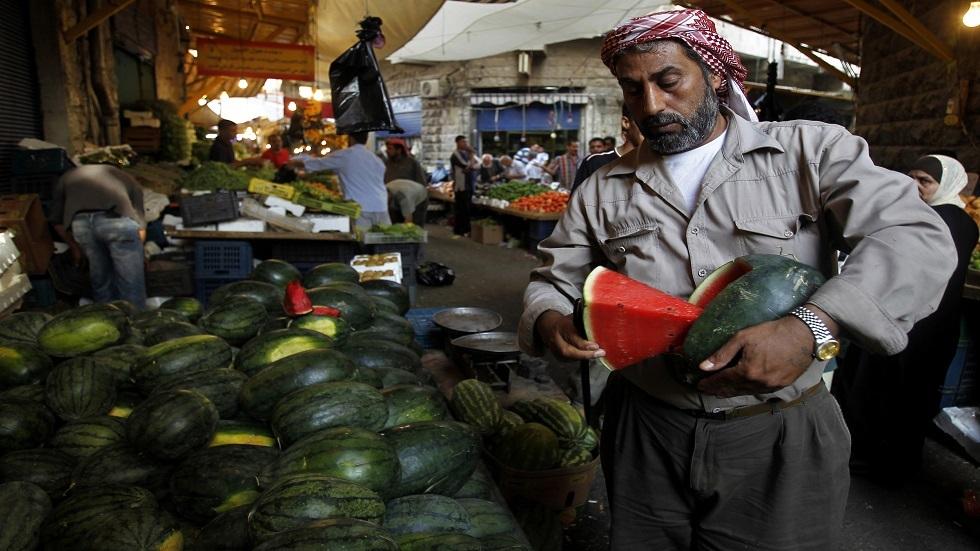 مزارعو الأردن: مؤامرة خارجية تروج لضرب منتج البطيخ الأردني