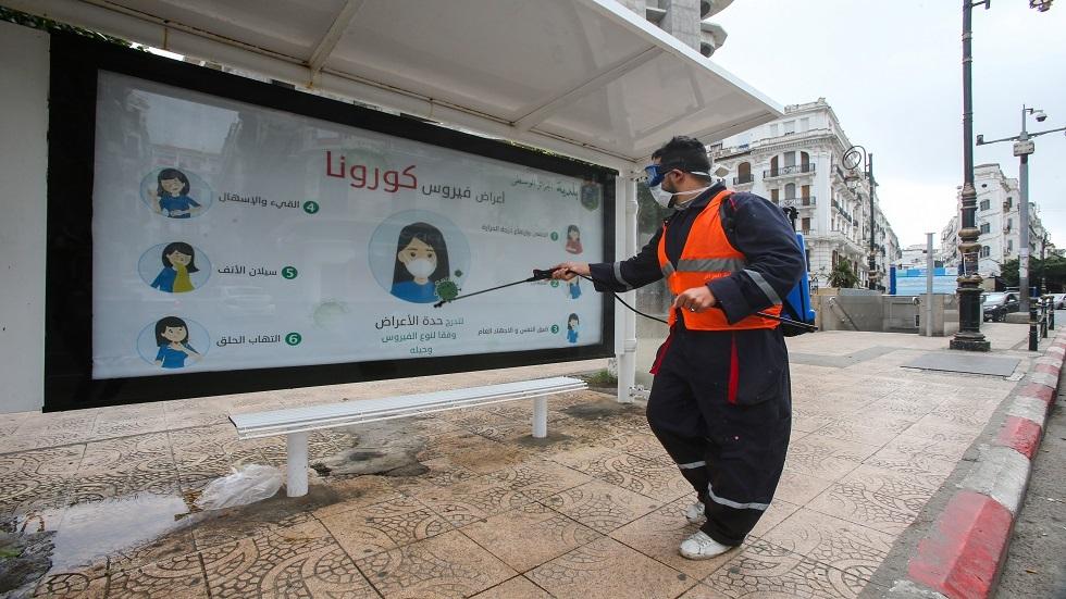 الجزائر تسجل 10 وفيات جديدة بفيروس كورونا خلال 24 ساعة