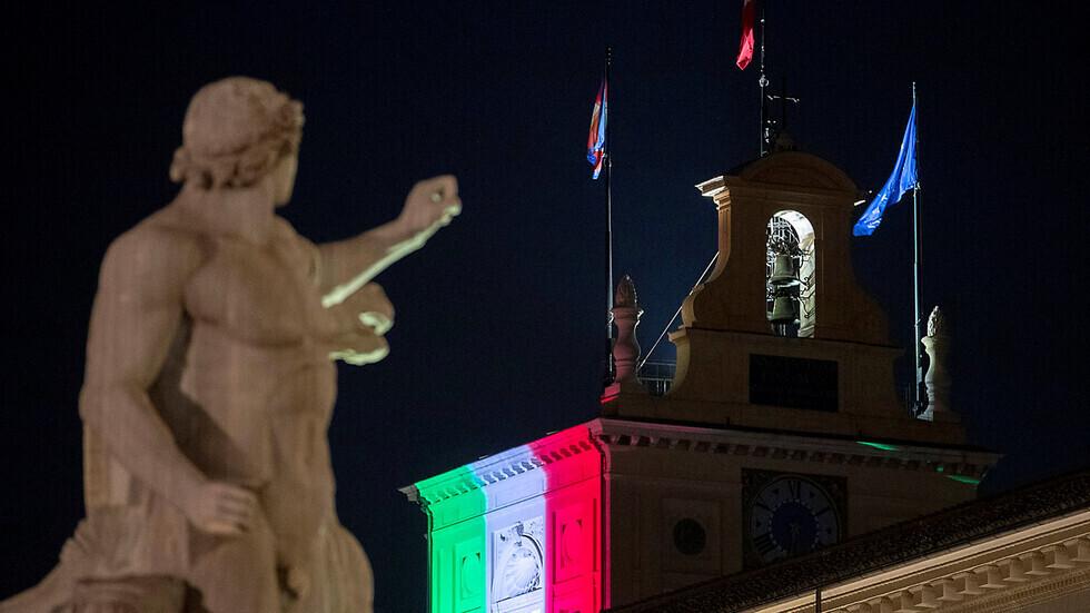 إيطاليا تسجل انخفاضا ملحوظا في عدد الوفيات بفيروس كورونا