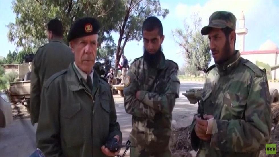 قوات الوفاق تسيطر على 3 معسكرات جنوب طرابلس