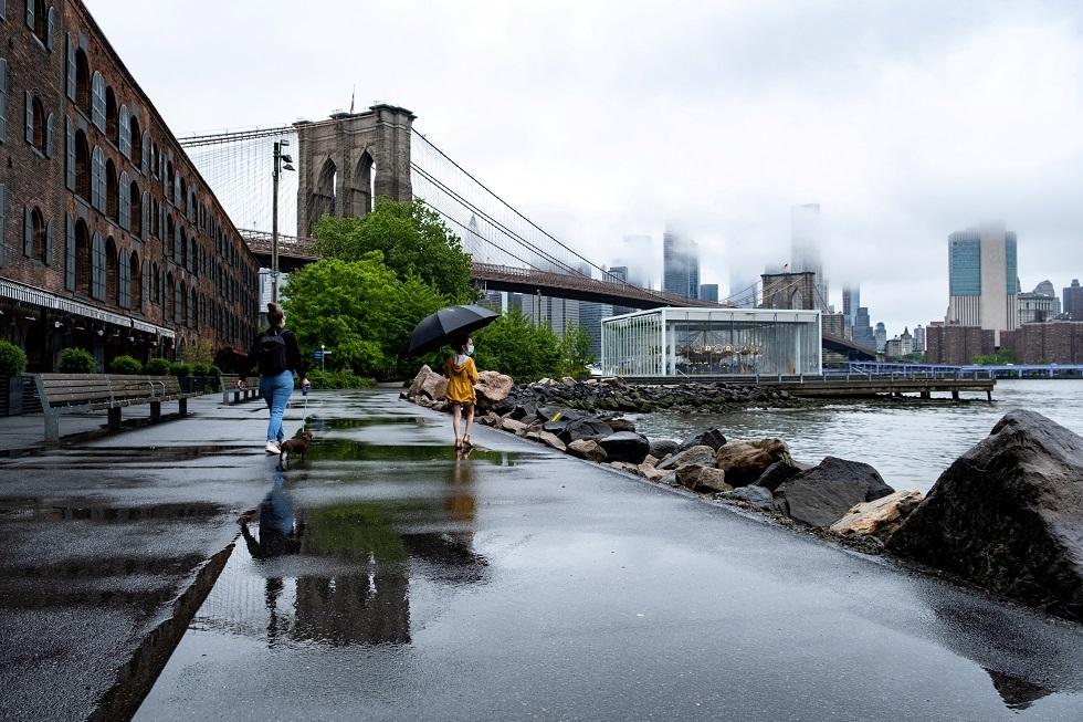 نيويورك في زمن كورونا