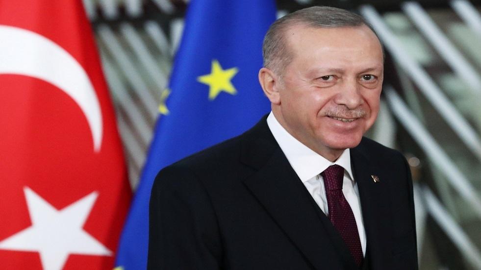 أردوغان يدعو لحماية إنجازات تركيا في مواجهة كورونا