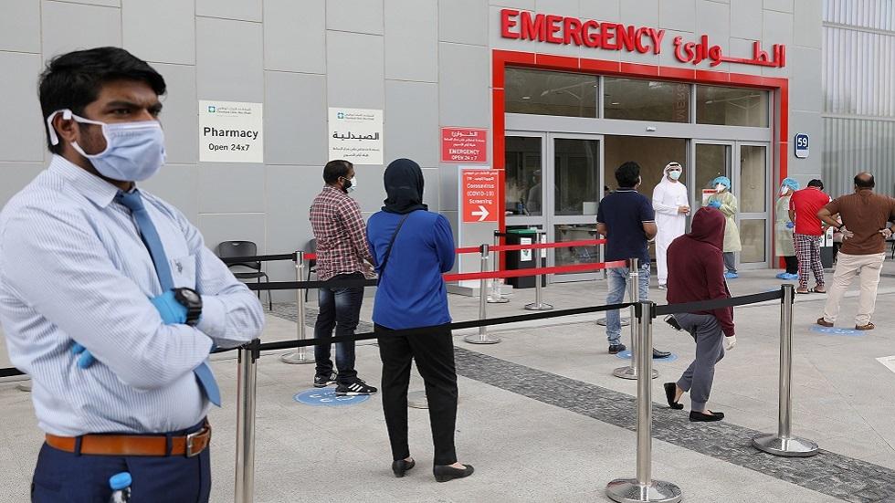 الإمارات تسجل 822 إصابة جديدة بكورونا و3 وفيات